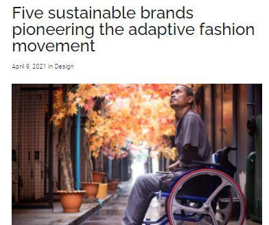 5 sustainable brands pioneering the adaptive fashion movement